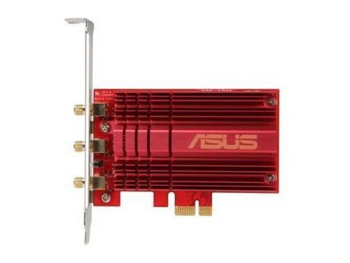 Адаптер Wi-Fi ASUS PCE-AC68, вид 7