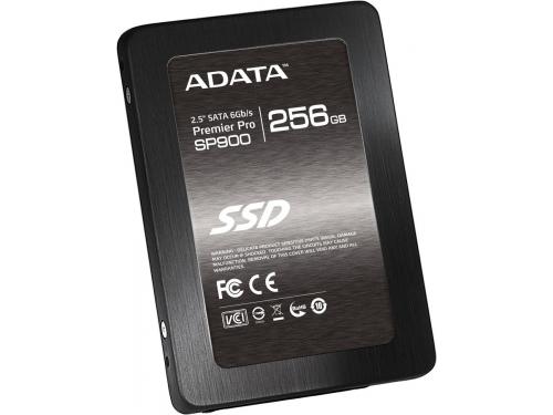 Жесткий диск ADATA Premier Pro SP900 256GB, вид 1