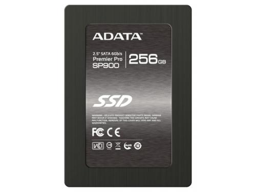 Жесткий диск ADATA Premier Pro SP900 256GB, вид 2
