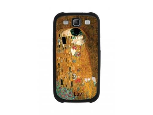 Чехол для смартфона iLuv для Samsung GalaxyS III Klimt kiss, вид 1