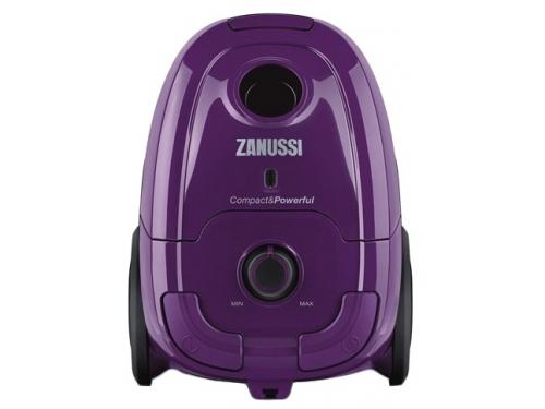 Пылесос Zanussi ZANSC10, фиолетовый, вид 1