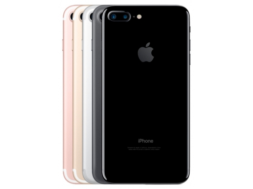 Смартфон Apple iPhone 7 Plus 128Gb Jet Black (MN4V2RU/A), вид 3