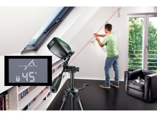 Нивелир Bosch PLL 2 (0603663420), лазерный, вид 2