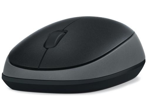 Мышка Logitech M165 black wireless USB, вид 3