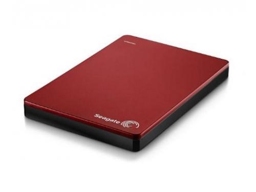 Жесткий диск Seagate 2000Gb STDR2000203 красный, вид 1