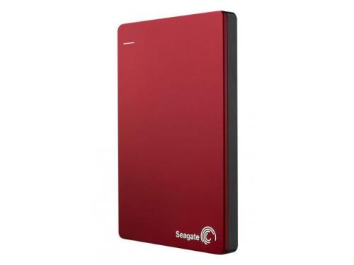 Жесткий диск Seagate 2000Gb STDR2000203 красный, вид 3