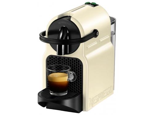 Кофемашина Nespresso DeLonghi EN80.CW, бежевая, вид 1