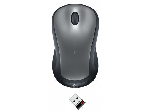 Комплект Logitech Wireless Combo MK520 Black USB, вид 5
