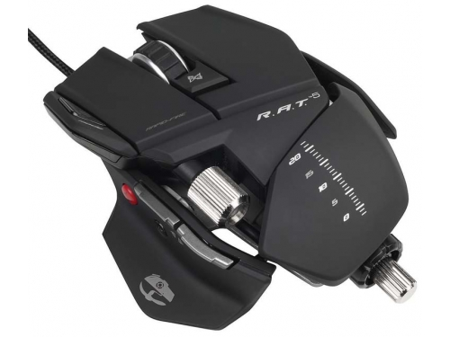 Мышка Cyborg R.A.T 5 Gaming Mouse Black USB, вид 2
