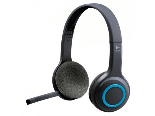 Гарнитура для пк Logitech Wireless Headset H600, вид 2