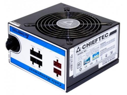 Блок питания Chieftec CTG-750C 750W, вид 2