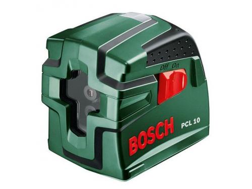 Нивелир BOSCH PCL 10 Set, лазерный (0603008121), вид 3