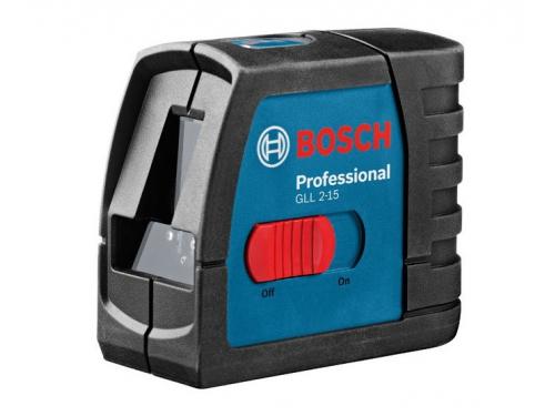 Нивелир BOSCH GLL 2-15 Professional, лазерный [0601063701], вид 2