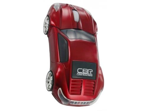Мышка CBR MF 500 Lambo Red USB, вид 2