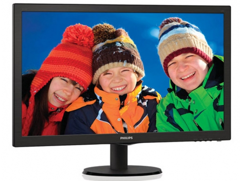 Монитор Philips 273V5LSB/01 Black, вид 2