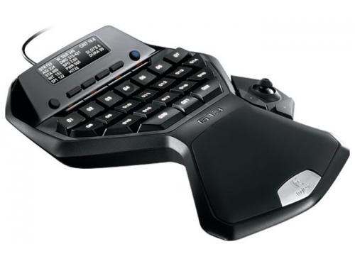 Клавиатура Logitech G13 Advanced Gameboard Black USB, вид 2
