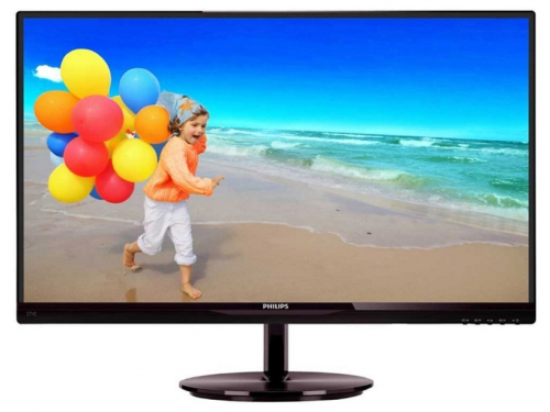 Монитор Philips 274E5QSB Black-Cherry, вид 2