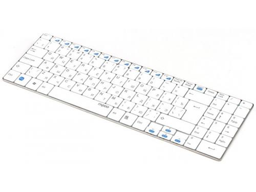 Клавиатура Rapoo E9070 White USB, вид 1