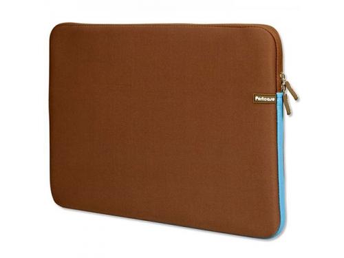 Сумка для ноутбука PortCase KNP-18 18'' Grey, вид 2