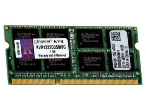 Модуль памяти KVR1333D3S9/8G, вид 1