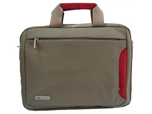 Сумка для ноутбука Obosi 811A060, бежевая, вид 1