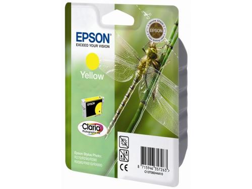 Картридж EPT11244A10 Стрекоза Yellow, вид 2