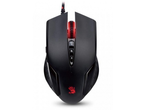 Мышка A4Tech Bloody V5 game mouse Black USB, вид 1