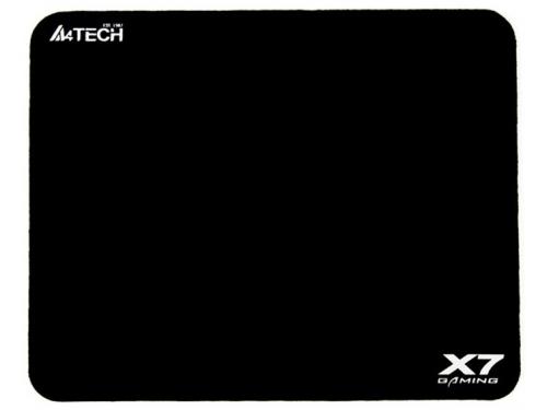 Коврик для мышки Коврик тканевый  A4-X7-200MP, черный, для игровой мыши, размер- 250х200х3мм, вид 1