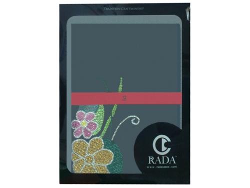 ����� ipad Rada iPad 2/3 Black Flower Swarovski, ��� 1