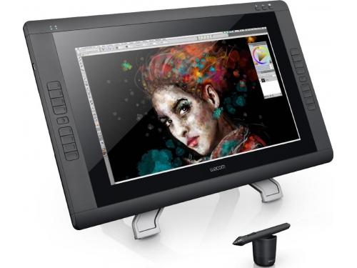 Монитор Wacom LCD монитор-планшет Cintiq 22HD touch DTH-2200, вид 1