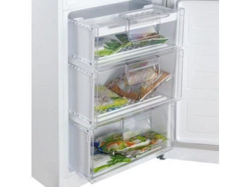 Холодильник LG GA-B489 YVDL, белый, вид 1