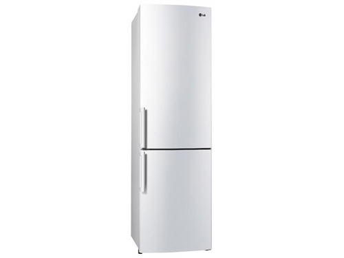 Холодильник LG GA-B489 YVDL, белый, вид 2