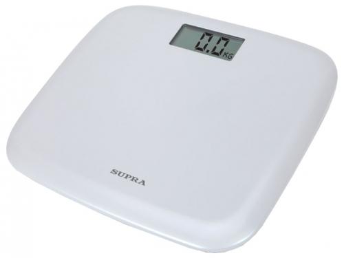 Напольные весы Supra BSS-6050, белые, вид 1
