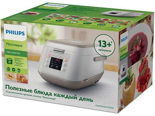 Мультиварка Philips HD4726/03 (пластик), вид 3