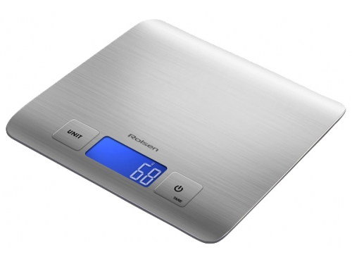 Кухонные весы Rolsen KS-2916 (сталь), вид 1