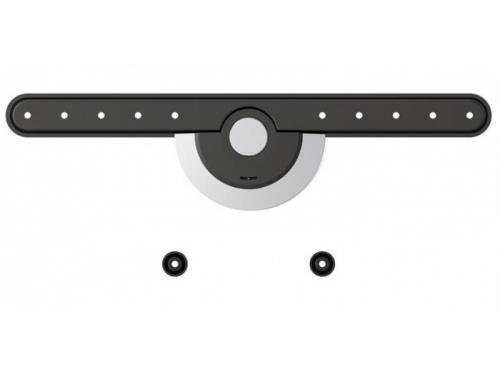 Кронштейн Brateck LED-096,  черно-серебристый, вид 1