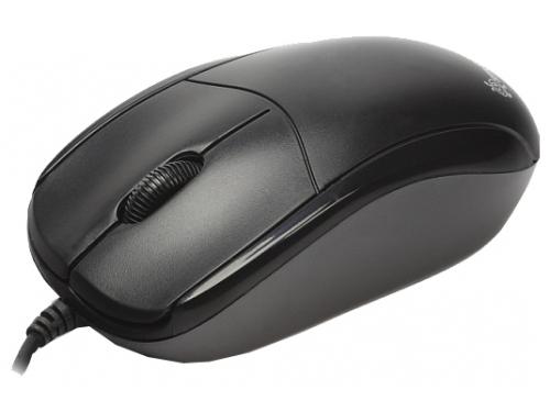 Мышь SmartBuy SBM-322P-K PS/2, черная, вид 2