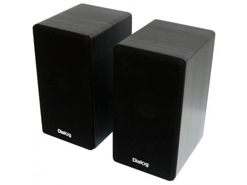 Компьютерная акустика Dialog AST-20UP, черная, вид 1