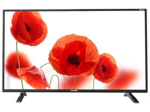 телевизор Telefunken TF-LED32S40T2, черный, вид 1