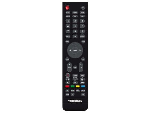 телевизор Telefunken TF-LED32S40T2, черный, вид 2