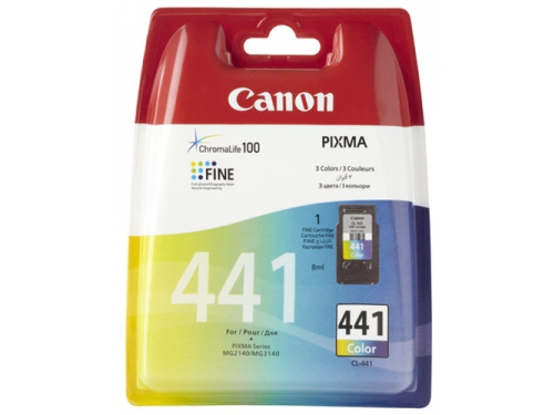 Картридж Canon CL-441 Цветной, вид 1