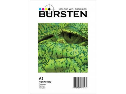 Фотобумага BURSTEN A3 Глянцевая 180 (50 листов), вид 1