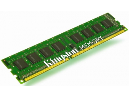 Модуль памяти Kingston KVR800D2N6/1G (DDR2, 1 Gb, 800 MHz, CL6, DIMM, низкопрофильная), вид 3
