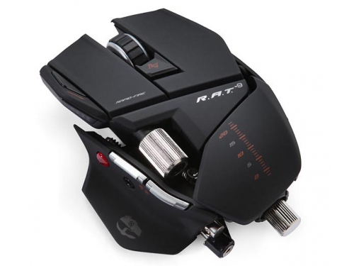 Мышка Cyborg R.A.T 9 Gaming Mouse Black USB, вид 2