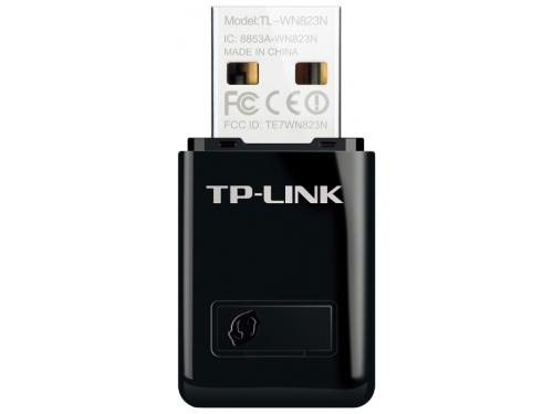 Адаптер Wi-Fi TP-LINK TL-WN823N, вид 2