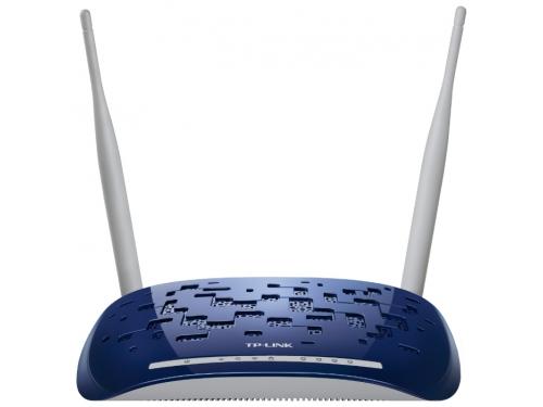 Модем ADSL-WiFi TP-LINK TD-W8960N, вид 2