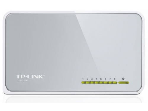 ���������� (switch) TP-LINK TL-SF1008D, ��� 1