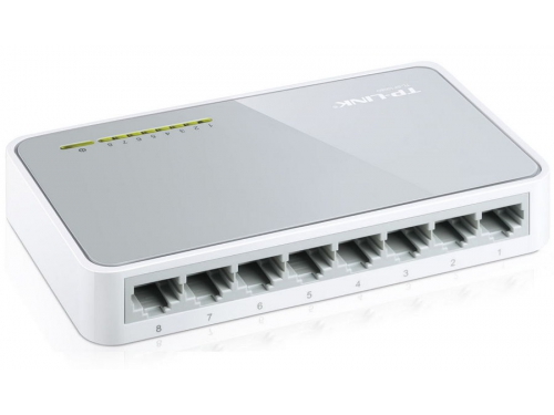 ���������� (switch) TP-LINK TL-SF1008D, ��� 3