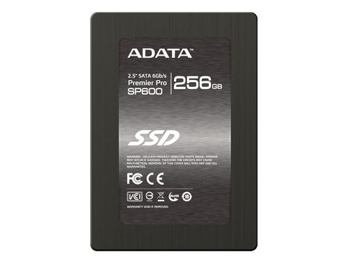 Жесткий диск ADATA Premier Pro SP600 256GB, вид 1