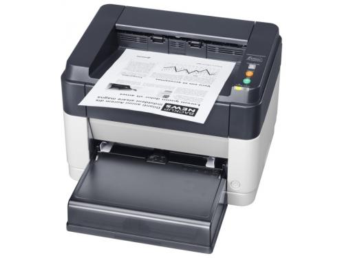 Лазерный ч/б принтер Kyocera FS-1040, вид 1